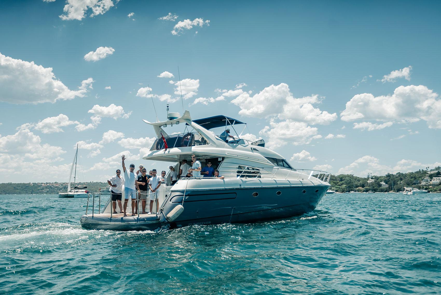 Sunseeker_For_Charter - Fraser_Yachts_Australia